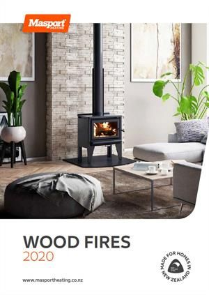Wood Fire Brochure